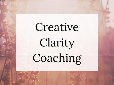 Creative Clarity Coaching