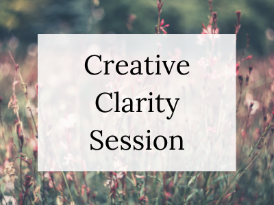 Creative Clarity Session