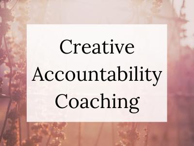 Creative Accountability Coaching